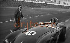 1967 SD STADIUM GP Paul Nygaard SHELBY COBRA 35mm Racing Negative