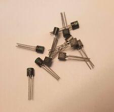 (Lot of 5)  FPN3565  ( 2N3565 )  NPN Transistor / TO92 Case - FAIRCHILD