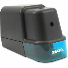 X-Acto Pencil Sharpener Electric Black 19221