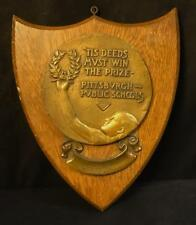 Pittsburgh public schools Western electric 1931 athletic championship trophy!