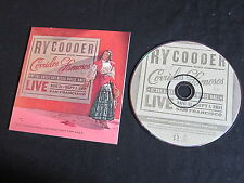 RY COODER & CORRIDOS FAMOSOS 'LIVE' 2013 ADVANCE CD