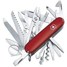 original Victorinox Taschenmesser Swiss Champ SwissChamp 1.6795 rot neu OVP