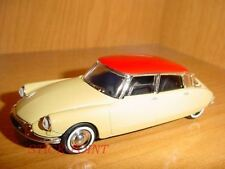 CITROEN DS19 DS 19 BROWN TOP 1956 1:43 -WITH BOX-