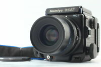 [MINT] Mamiya RZ67 Pro II + Sekor Z 90mm F3.5 W Lens 120 Film Back II From JAPAN