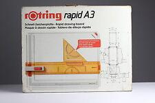 Rotring Schnell Zeichenplatte Art.522403 Rapid A3