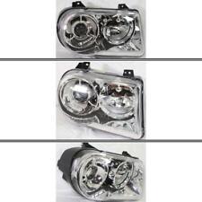 New Passenger Side Headlight for Chrysler 300 2005-2010