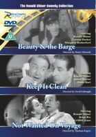 Nuovo Bellezza And The Barge / Keep It Pulire/Non Wanted On Voyage DVD