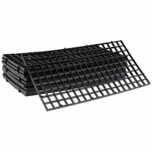 Aquarium Isolate Board Grid Divider Fish Tank Bottom Filter Tray Aquarium Crate