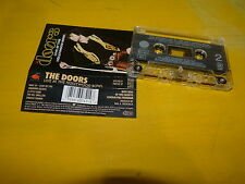 THE DOORS - K7 audio / Audio tape !!! LIVE AT HOLLYWOOD BOWL !!!