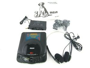 RCA Car Disc Portable Car Disc Player RP-7916