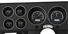 Dakota Digital 73 - 87 Chevy GMC Pickup Truck Analog Dash Gauges VHX-73C-PU-K-W