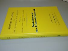 Equivalents of the Axiom of Choice II (Copertina rigida)di Herman Rubin