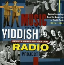 Music from the Yiddish Radio Project [CD]