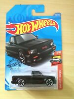 Hot Wheels 2020 Mainline Car '91 GMC Syclone New Card