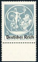 DR 1920, MiNr. 134 III, tadellos postfrisch, Befund Dr. Oechsner, Mi. 120,-