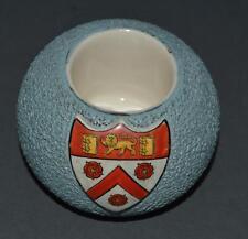 Old ceramic - stoneware  striker Macintyre Trinity Cambridge .