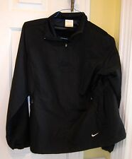 New without tags Nike Women's Windproof Anorak Jacket 416434 Black Large