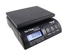 Paketwaage / Briefwaage bis 34 kg für den Postversand / Ultraship75 +Briefhalter