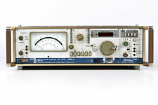 Wandel & Goltermann SPM11, Selektiver Pegel- und Spannungsmesser - AV000026
