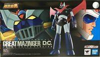 GX-73SP Great MAZINGER ANIME COLOR Mazinga Bandai Tamashii Exclusive Brown Box