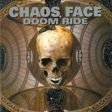 Chaos Face - Doom Ride - Bill Laswell Mick Harris Subharmonic NEW Sealed CD