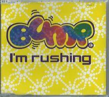 BUMP - I'M RUSHING / (REMIXES) 1992 UK 5 TRACK CD SINGLE SEP MUSIC - EDGE CD-1