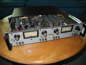 MCI JH-110 Tape Recorder Machine Electronics With Cards