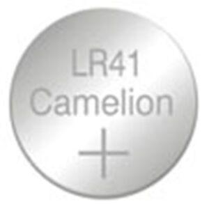 Batterie LR41 Knopfzelle SR41 , 392 , 1,5V für Fieberthermometer Ersatzbatterie