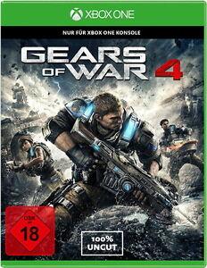 Gears Of War 4 (Microsoft Xbox One Spiel, 2016, USK 18)