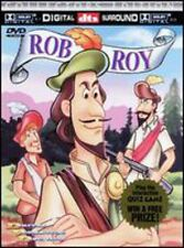 Rob Roy (2000, DVD NEW) CLR/DTS