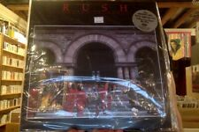 Rush Moving Pictures LP sealed 180 gm vinyl reissue + download
