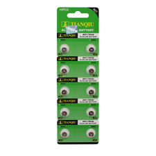 10PC AG1 SR621 LR621 364 164 Alkaline Button Coin Cells Watch Battery Sturdy New