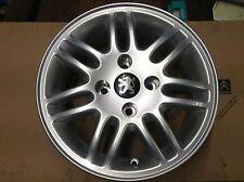 Genuine new Peugeot alloy wheel 106 5.5J 14 CH4-18 9606GE Boreal Vulcan