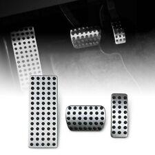 1x MERCEDES E-Class W212 E220 CDi Febi gomma pedale del freno pad//Coperchio Nero