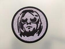 "KURT COBAIN Embroidered Iron On Patch 3 """