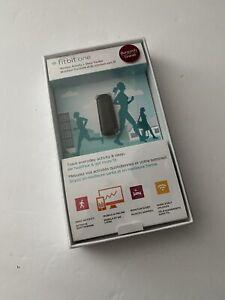 Fitbit One Wireless Activity & Sleep Tracker, Burgundy, New In Sealed Box