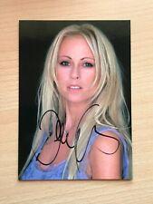 Autogrammkarte - JENNY ELVERS - SCHAUSPIELERIN - orig. signiert #455