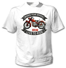 HONDA DREAM tipo D-NUOVO Amazing Graphic T-Shirt S-M-L-XL - XXL
