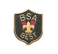 BOY SCOUT BSA BEST TRADING HAT LAPEL TIE ENAMEL PIN JAMBOREE SUMMER CAMP OA NEW