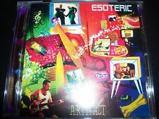 Esoteric Artifact CD – Excellent Condition