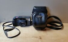 old vintage Pentax zoom 60 camera and case