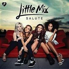 LITTLE MIX Salute Deluxe Edition PLUS Fan Card CD NEW