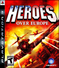 Heroes Over Europe PS3 New Playstation 3