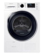 Samsung Dv80k6010cw/eu a 8kg Heat Pump 3 Temps Tumble Dryer With Timer White