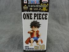 One Piece WCF NEW * Luffy * KG10 Banpresto Bandai Mini Figure Anime Manga NIB