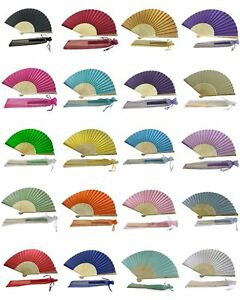 10 x Personalized Hand Fan Print Customised Wedding Party Flavor Customised Fans