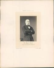 Corps Législatif, France, Eugène-Jacques-Nicolas-Pierre Roy-Bry (1810-1864), dép