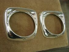 New Repro. 1961 - 1966 Ford Truck Pickup Headlight Doors 1962 1963 1964 1965