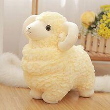 Hot 60CM Giant Goat Lamb Sheep Stuffed Animals Plush Soft Toy Doll Birthday Gift