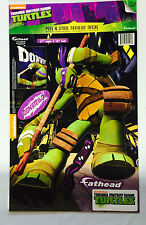 "Donatello Fathead - Teenage Mutant Ninja Turtles 17"" x 12"" NEW TMNT! Wall Decor"